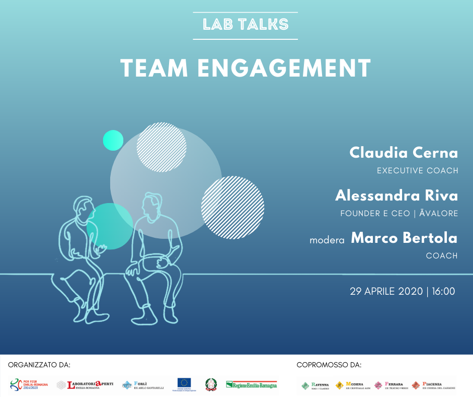 "LAB TALKS ""TEAM ENGAGEMENT"" 