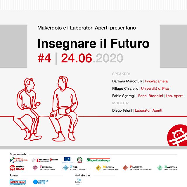 INSEGNARE IL FUTURO #4 | 24 GIUGNO 2020