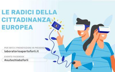 Il 30 settembre arriva al Laboratorio Aperto di Forlì EuTechLabs!